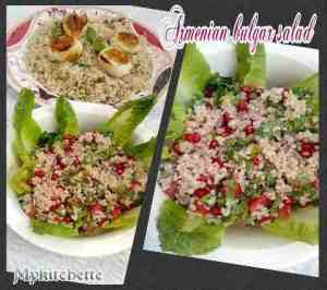 armenian bulgar salad