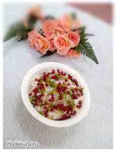 aromatic safron rice