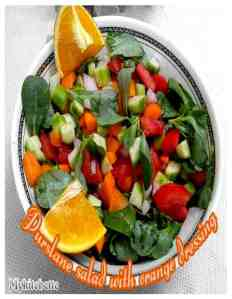 pursalane salad