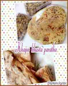 date paratha