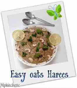 oats harees
