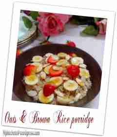 brownrice porridge