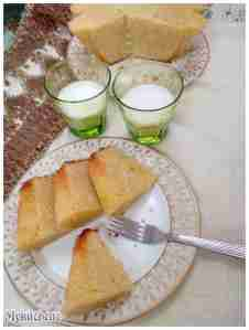 lemonhoney cake