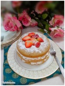 genoise@cake