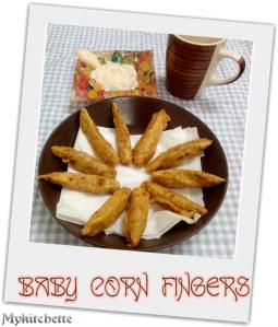 babycorn fingers