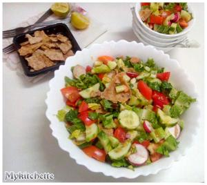 fattoush@salad