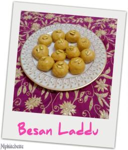 besan@laddu