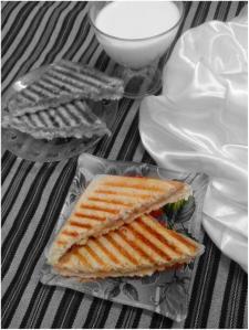 grilled sandwich