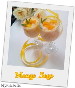mango - sago
