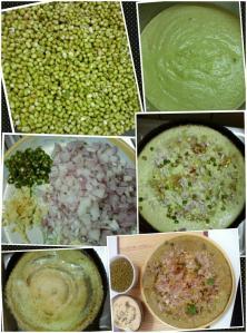 making pessarattu